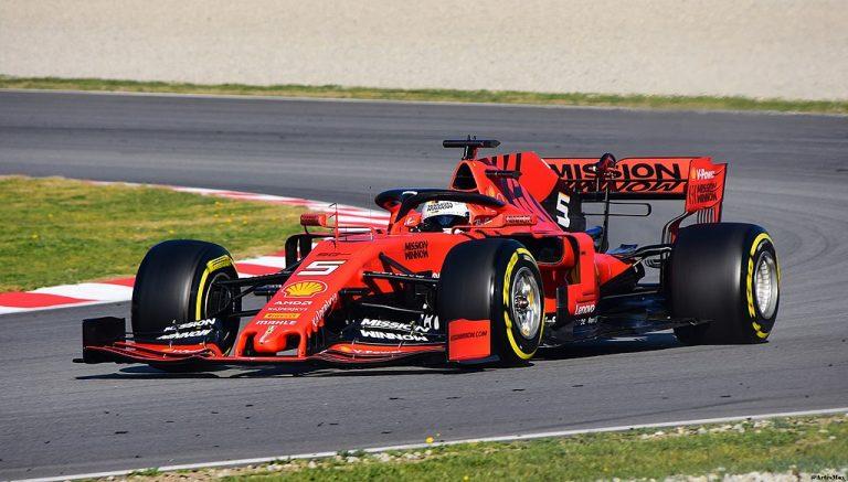 Where next for Ferrari as Vettel leaves?