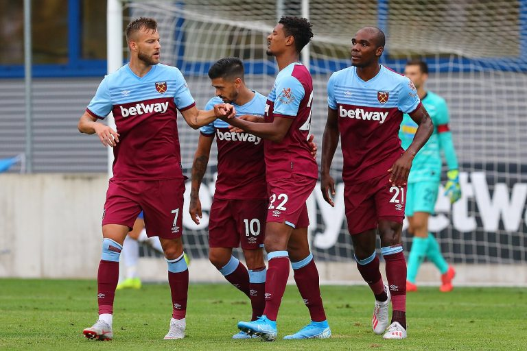 West Ham team news: Moyes provides details on status of two key forward players (NINETY MINUTES ONLINE)
