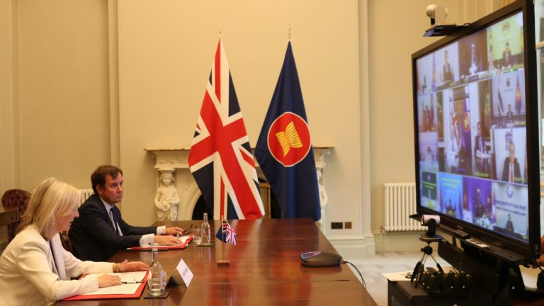 UK-ASEAN trade reboot highlights cooperation, digital solutions, sustainability (ASEAN TODAY)